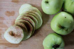 Kuivatut omenalastut