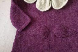 Anemone-mekko 1-vuotiaalle