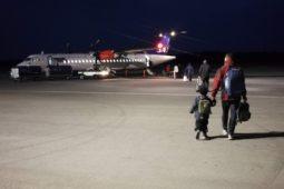 Lentomatkalle Vaasasta