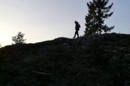 Retkihaaste: Vuoden ensimmäinen retki Ismo-Jungsundin vaellusreitillä